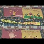 East Bengal Ultras' biggest tifo in the history of Indian Football presented uniquely in the form of a book