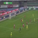 Chievo 1-0 Cremonese - Giovanni Di Noia (great goal) 48'