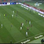 Bologna 1-[3] AC Milan | Bonaventura 46'