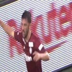 David Villa (Vissel Kobe) goal vs Nagoya Grampus. Voted as J League 2019 Best Goal