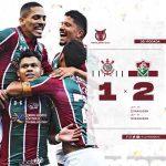Fluminense have qualified for 2020 Copa Sudamericana
