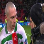 """I've lost it already!"" 😂 Scott Brown may have won the #BetfredCupFinal, but he can't say the same about his medal..."