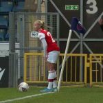 Reading Women 0-2 Arsenal Women - Little (good team goal)