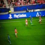 Adel Taarabt went nutmegs Aleksandr Erokhin (Zenit)