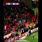 Charlton Athletic 0-1 Huddersfield Town : Matty Daly 90'+2'