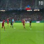 Salzburg 0-2 Liverpool - Salah 58'