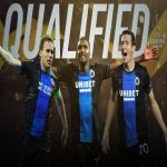 Club Brugge qualified for the round of 32 in the Uefa Europa League