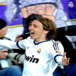 Following his goal against Club Brugge, 75% of Luka Modric's goals for Real Madrid have come from outside the box.