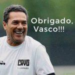 Manager Vanderlei Luxemburgo parts ways with Vasco da Gama