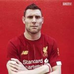 Official: James Milner extends contract at Liverpool.