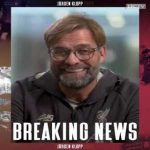 Official: Jurgen Klopp extends contract at Liverpool until 2024.