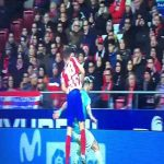 Felipe (Atletico Madrid) Tackle