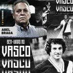 Vasco da Gama announce appointment of Abel Braga as new manager