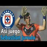 Asi juega SEBASTIAN JURADO nuevo JUGADOR del CRUZ AZUL