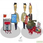 Hypocrisy of Mesut Özil