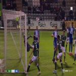 Incredible save by Anssi Jaakkola for Bristol Rovers against Plymouth Argyle