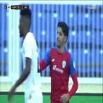 Abha [1] - 0 Al-Shabab — Saad Bguir 45' — (Saudi Pro League - Round 12)