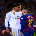"""Jordi Alba - Everyone thinks Varane is a saint, but he is not. He said to me, """"Rat boy, you don't have a driver's license""""."""