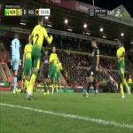 Norwich 1-[1] Wolves | Romain Saiss 60'