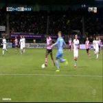 Red Card Marco Bizot 5' (Sp Rotterdam-[AZ Alkmaar])