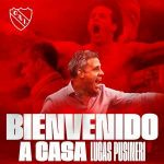 CA Independiente announces Lucas Pusineri as new manager