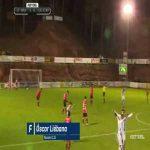 Náxara [2]-0 La Calzada - Óscar Liébana 18' - Great goal!