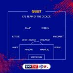 The EFL/Quest TV Team of the Decade