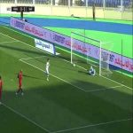 Abha [1] - 0 Damac — Saad Bguir 43' (PK) — (Saudi Pro League - Round 13)