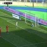 Abha [1] - 0 Damac — Saad Bguir 43' (PK) — (Saudi Pro League - Round 13)