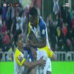 Al-Feiha 1 - [3] Al-Nassr — Abderrazak Hamdallah 88' — (Saudi Pro League - Round 13)
