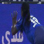 Al-Hilal [5] - 0 Al-Adalh — Bafétimbi Gomis 56' — (Saudi Pro League) - Hattrick