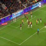 Sergio Romero save vs Wolves