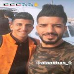 The Iraqi player exodus continues due to the events developing in the country. Alaa Abbas and Amjad Attwan on their way to sign for Al Kuwait SC.