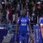 Al-Hilal [2] - 1 Al-Ahli — Bafétimbi Gomis 70' — (Saudi Pro League)