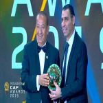 Algeria is the 2019 African National Team of the Year