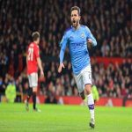 With his goal today, Bernardo Silva has now scored more goals in his last two games at Old Trafford than Jesse Lingard has managed in his last two seasons.