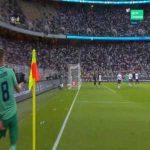 Real Madrid [1]-0 Valencia - Kroos