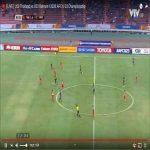 U23 Thailand 5-0 U23 Bahrain - Jaroensak Wonggorn 92'