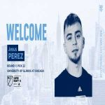 Jesus Perez, the player who accidentally leaked that he was signing for Dundalk FC on Tinder the other day, is drafted by New York City FC - not bound for Ireland any more!