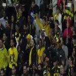 Al-Nassr 1 - [1] Al-Ittihad — Romarinho 49' — (Saudi Pro League - Round 14)
