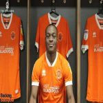Marc Bola rejoins Blackpool on Loan