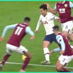 Son Heung-min wins Premier League's Goal of the Month with his solo goal against Burnley