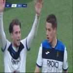 Atalanta penalty shout vs Inter.