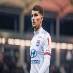 Houssem Aouar will be Lyon's captain against Bordeaux