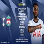Japhet Tanganga has his PL debut against Liverpool