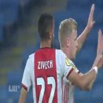 Lovely goal from Ziyech against club Brugge '15