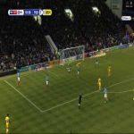 Portsmouth 1-[1] AFC Wimbledon - Joe Pigott - 62'