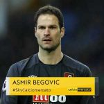 Sky Italia: Begovic on the verge of joining AC Milan.