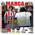 [MARCA] MARCA's cover for the Atletico Madrid vs Real Madrid final