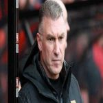 """Nigel Pearson: """"You've got to remember the status of Graham Taylor at this football club, it's huge. I'm sure he would have been proud of that performance because it showed a lot of grit and determination as well as ability."""""""